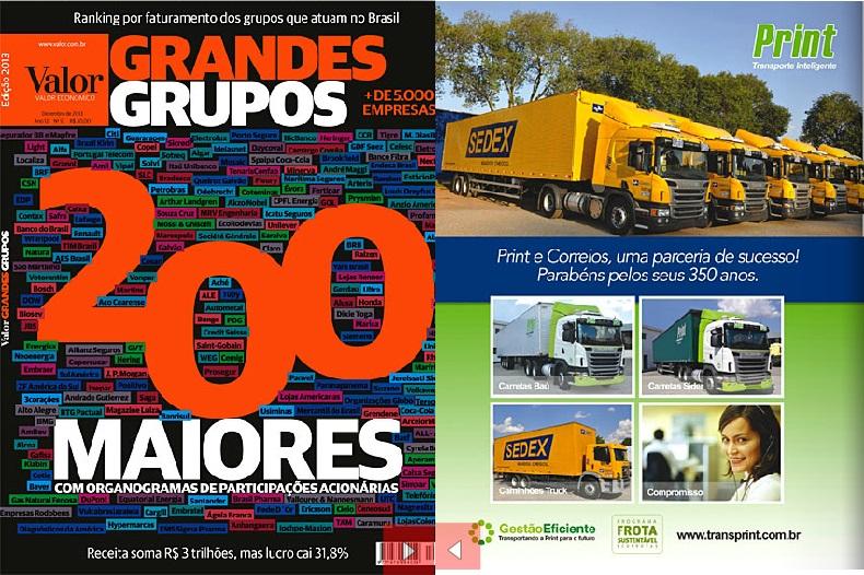 Print - Revista Valor Economico